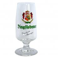 Bierglas Tulpe Privatbrauerei Dingslebener 0,3 l