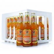 Sanddorn Weizenbier Dingslebener 24 x 0,33l Longnek Flaschen
