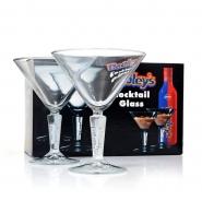 Dooley´s Toffee Liqueur Kelchglas 14 cl Cocktailglas 2er Karton
