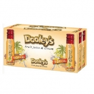 Dooley's Tropical Fruits 24 Miniaturflaschen 20vml Cream Liquer