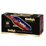 Dooley´s Original Toffee Cream Liqueur miniaturen 24x0,02l