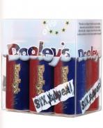Dooley's Toffee mit Vodka Cream Liqueur 6 x 0,05l Six Appeal