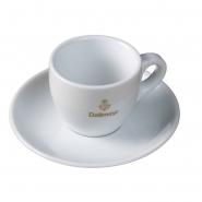 Dallmayr Espressotasse 0,08l mit Untertasse 1 Stk.