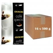 Eduscho Café Special Standard 16 x 500g Kaffee gemahlen
