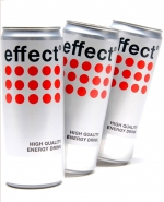 Effect Energy Drink 1 Tray 24 Dosen 330 ml