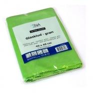 ENA Mikrofasertuecher gruen 5er Pack Reinigungstuch 40 x 40 cm