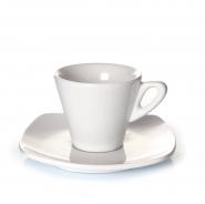 Schreyögg Espressotasse mit Untertasse Modell TO 1 Stk.