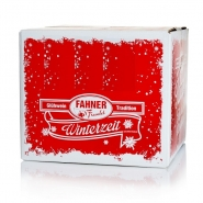 Fahner Glüh Heidelbeer Glühwein 9,5% vol. bag-in-box 10 Liter