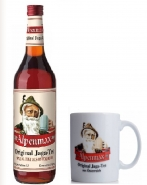 Alpenmax Jaga-tee Konzentrat 40% vol, 1 Flasche 0.7l mit Original Jagatee-Becher 300 ml