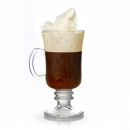 Irish Coffee Glas mit Henkel 0,24l Teeglas Grogglas 1Stk.