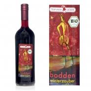 Bio Bodden Winterzauber Glühwein 10 % vol. Punsch 750 ml