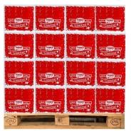 Fahner Glühwein 9,5% vol. Italienischer Rotwein 60 x 10l Bag-in-Box