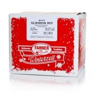 Fahner Glühwein Bag in Box 10l aus Italienischen Rotwein 9,5 % vol.