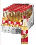 Gosch Sylter Aquavit Miniaturflaschen 24 x 0,04l, 38% vol.