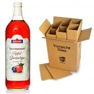 Gotano Fruchtpunsch Apfel-Zwetschge alkoholfreies Heissgetränk 6 x 980ml