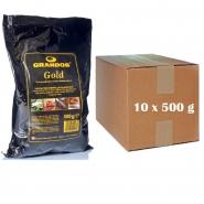Grandos Gold Instant 10 x 500g löslicher Automatenkaffee