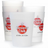 Mehrwegbecher Havana Club Rum 6 Becher Event Cup 0,3l / 300ml