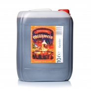 Glühwein Hüttenglut 10 Liter Kanister 8,9% vol.