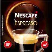 Nescafé Incup Espresso mit Zucker 500 Becher á 12g