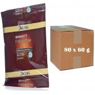 Jacobs Kaffee Bankett Temperamentvoll 80 x 60g Kaffee gemahlen