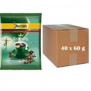 Jacobs Krönung Balance 40 x 60g Kaffee gemahlen + 50 Filter