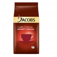 Jacobs Café Créme Bankett Medium Hybridbohne 8 x 1Kg ganze Bohne