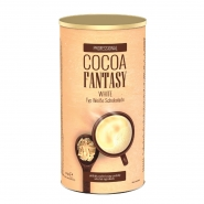 Jacobs Cocoa Fantasy White 29% Weiße Trinkschokolade Dose 850g