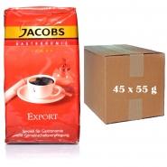 Jacobs Export 45 x 55g Kaffee gemahlen inkl. 50 Korbfilter