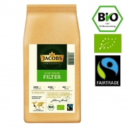 Jacobs Good Origin Filter Bio Fairtrade 6 x 1Kg Kaffee gemahlen