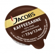 Jacobs Professional Kaffeesahne 240 x 7,5g Portionsmilch