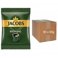 Jacobs Krönung Klassisch 80 x 60g vorher Balance Kaffee gemahlen
