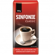 Jacobs Kaffee Sinfonie Classic 500g Kaffee gemahlen