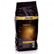 Jacobs Tesoro Caffé Crema Peru Bio 8 x 1Kg Arabica Kaffee-Bohnen