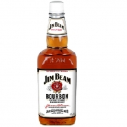 Jim Beam White Bourbon Whiskey 40% 1,5 Liter Großflasche