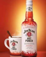 Jim Beam Hot Punch 0,7 l Bourbon - Whisky-Punsch