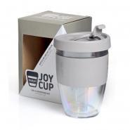 Joy Cup - 300 ml Mehrwegbecher in Grau