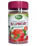 King George Instant-Tee Getränk 400g Raspberry - Himbeere