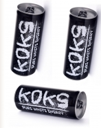 Koks Energy Drink Dose á 250 ml White Energy