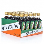 Kuemmerling Kräuterlikör mini 35% vol. 20ml 25er Pack