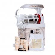 Lavazza Cremespresso Promotion Angebot inklusive Eismaschine Granita