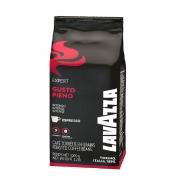 Lavazza Gusto Pieno Espresso Vending 1Kg ganze Bohne