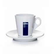 Lavazza Espressotasse mit Untertasse BLU Collection