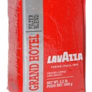 Lavazza Grand Hotel Filter Blend Kaffee-gemahlen 6 x 1Kg