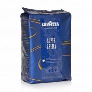 Lavazza Espresso Super Crema 1Kg ganze Bohnen