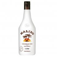 Malibu Caribbean Rum 1 Liter Coconut 21 Prozent Vol.