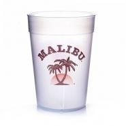 Malibu Mehrwegbecher 300 ml Hartplastik 1 Becher