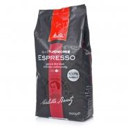 Melitta Gastronomie Espresso 100% Arabica 1000g ganze Bohne