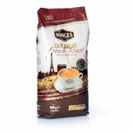 Minges French Roast Cafe Creme Arabica 8 x 1 Kg Kaffee Bohne