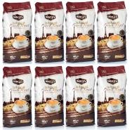 8 x Minges French Roast Cafe Creme Arabica 1 Kg Kaffee Bohne