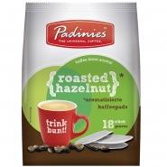 Minges Kaffeepads Hazelnut 6 x 126g, 108 Pads